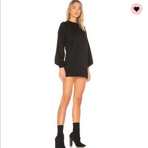 Lovers + Friends Sweatshirt Dress from Revolve